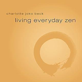 Living Everyday Zen audiobook cover art