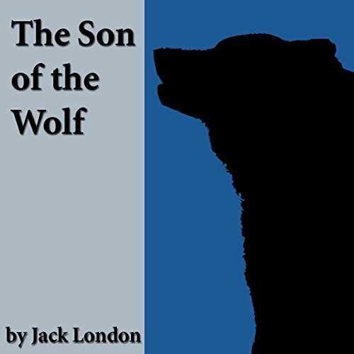 The Son of the Wolf audiobook cover art