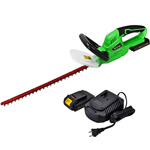 Rotary Mowers Cordless Hedge Trimmer 2000mah Lithium Battery Hedge Trimmers