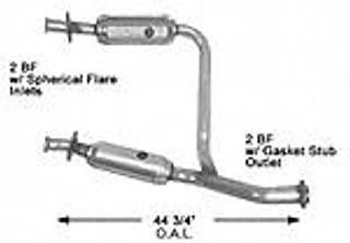 Catco 9132 Federal EPA Catalytic Converter Direct Fit