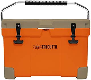Calcutta Renegade Hard Cooler with Drain Plug Light – Heavy-Duty for Outdoors