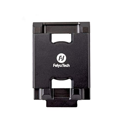 KoelrMsd Adaptador de Clip de Soporte de Montaje de Soporte de teléfono móvil Feiyu para Feiyu G6 Plus Soporte de Abrazadera de cardán de cámara de acción para X
