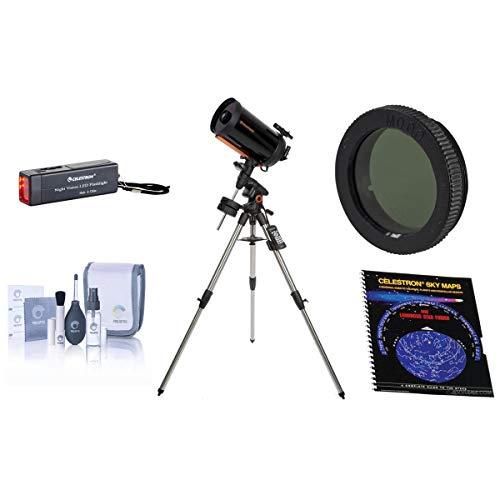 Best Buy! Celestron Advanced VX 9.25 Schmidt-Cassegrain Telescope - with Accessory Kit (Night Visio...