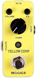 mooer fog bass pedal