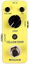 mooer yellow comp bass