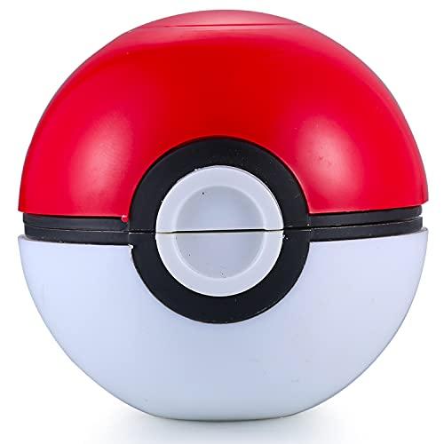 Spespo Pokémon Moulin à épices en forme de Pokéball 3pièces 5cm
