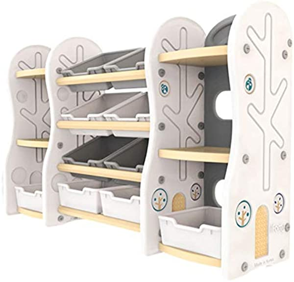 IFAM 设计玩具组织者玩具收纳扩展书柜组织者书柜