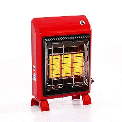 ADSE Portable Gas Heater Butane Ceramic Gas Heater, Adjustable Settings, for Travel Camping Caravan Fishing & Home