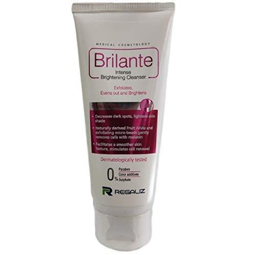 Regaliz Brilante Intense Brightening Cleanser, 100g