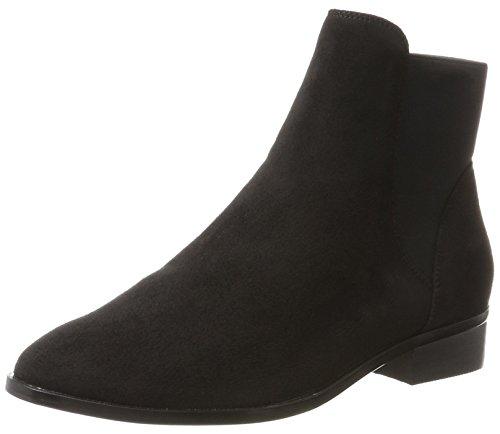 ALDO Damen Nydia Chelsea Boots, Schwarz (Black), 38 EU
