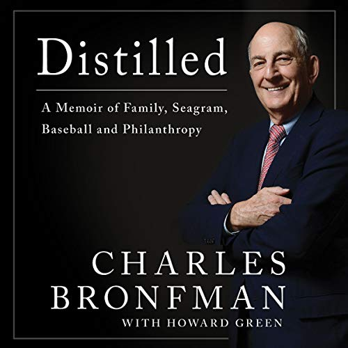 Distilled audiobook cover art