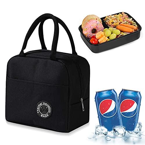 Kühltasche Faltbar Thermotasche,Picknick Korb Tasche,Kühltasche Faltbar Einkau,Picknicktasche Kühltasche,Lunch-Tasche Herren,Lunch Tasche.