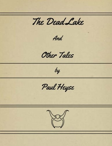 The Dead Lake and Other Tales (Large Print)