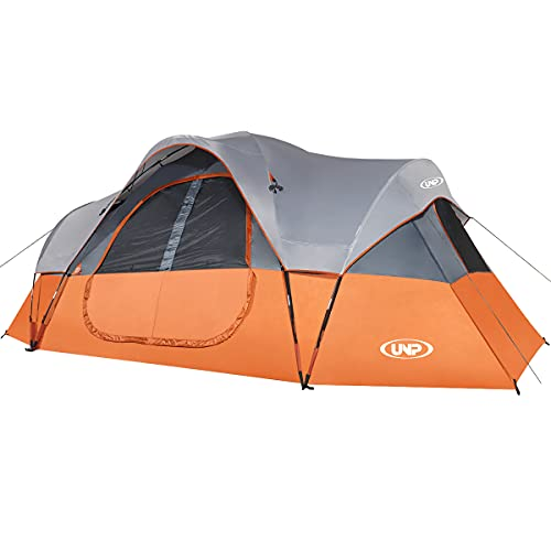 UNP Camping Tent 10-Person-Family Tents, Big, Easy...