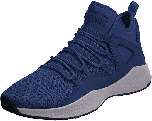 Nike Air Jordan Formula 23 Mens Basketball Trainers 881465 Sneakers Shoes (UK 8.5 US 9.5 EU 43, Team Royal White 401)