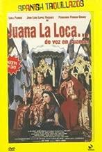 LOLA FLORES : JUANA LA LOCA PELICULA [DVD Non-USA Format, Pal Region 2 import]