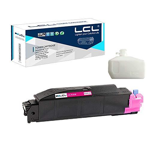 LCL Kompatibel TonerKartusche TK-5150 TK-5150M 1T02NSBNL0 (1 Magenta) Ersatz für Kyocera ECOSYS M6035cidn M6535cidn P6035cdn