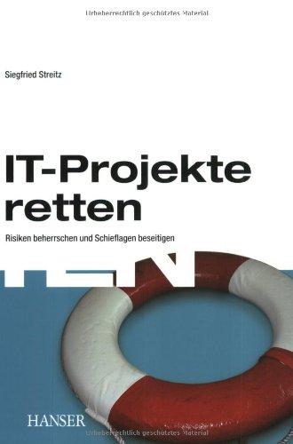IT-Projekte retten: Risiken beherrschen und Schieflagen beseitigen