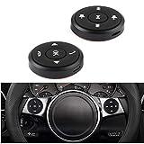 Auto Snap Car Smart Steering Wheel Controller Wireless Universal Multifunctional DVD Navigation...