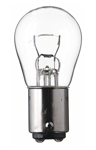 SPAHN-10 Stück Glühlampe 12V 15W Ba15d 25x45mm Glühbirne Lampe Birne 12Volt 15Watt neu 10er Pack