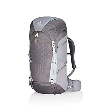 Gregory Mountain Products Maven 45 Liter Women's Backpack, Forest Grey, Small/Medium