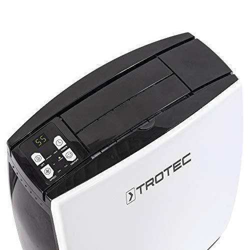 TROTEC Deshumidificador eléctrico TTK 29 E / 10L /...
