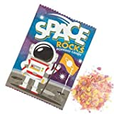 Space Rocks Popping Candy (36 packs) Grape, strawberry and raspberry flavors