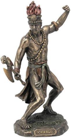 Max 83% OFF Chango - God of Fire Max 49% OFF Thunder and Statue War Sculptur Lightning