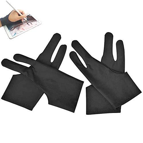 ho Guantes de dos dedos, 4 versiones gruesas de una sola capa...