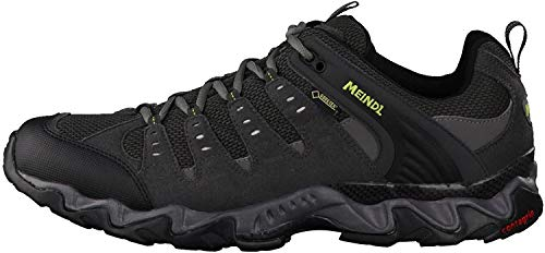 Meindl Respond GTX Herren Outdoor-, Spostschuhe anthrazit/lemon, EU 39; UK 6