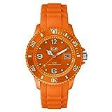 Ice-Watch - ICE forever Orange - Montre orange pour homme avec bracelet en silicone - 000138...