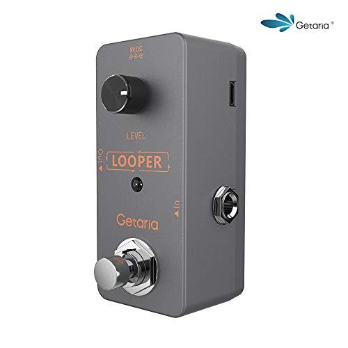 Getaria Looper Gitarre Effekte Pedal 5 Minuten Looping