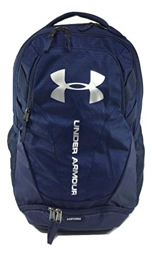 Under Armour Hustle 3.0 Backpack, Navy (409), One Size