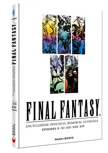 Final Fantasy : Encyclopédie officielle Memorial...