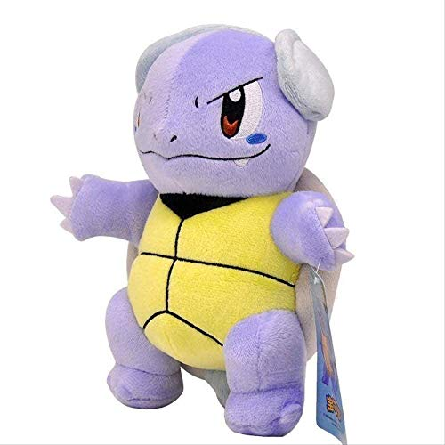 Eif Plush Toys Jigglypuff Charmer 22 cm Gengar Bulbasaur Stuffed Doll Animals Soft Toy for Children