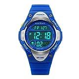 Hiwatch Reloj para Niños/Niñas Deportivos Impermeable 164 pies LED Digital a Prueba de Agua...