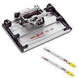 Mafell - Piastra orientabile P1-SP per seghetto alternativo P1cc + lame per seghetto alternativo CUnex W1, 2 pezzi