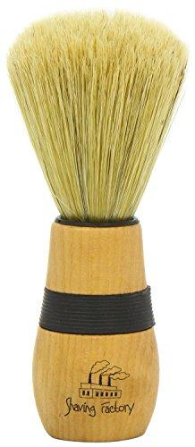 Shaving Factory sf954 fabriqué à la main col rond Brosse Cheveux Pour Barbier Et Salon