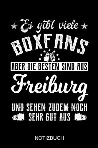 Es gibt viele Boxfans aber die besten sind aus Freiburg und sehen zudem noch sehr gut aus: A5 Notizbuch | Liniert 120 Seiten | Geschenk/Geschenkidee ... | Ostern | Vatertag | Muttertag | Namenstag