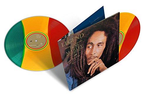 Legend - 30th Anniversary Edition [Tri-Color 2 LP]