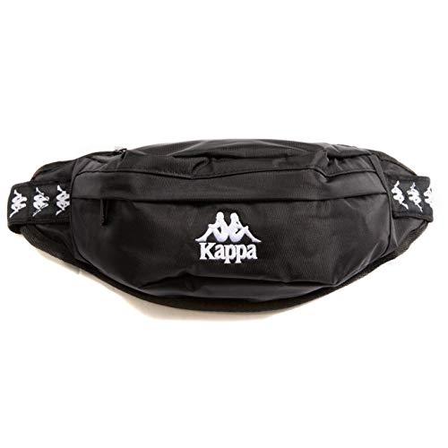 Kappa, 222 Anais Band Medium Black Pouch, KAP_3036YM0 902_M