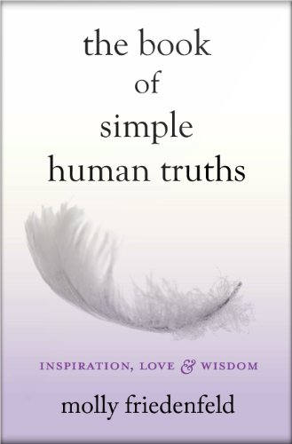 Price comparison product image The Book of Simple Human Truths: Inspiration,  Love & Wisdom