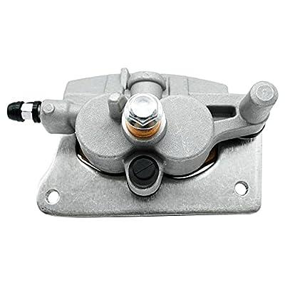 M MATI Upgrade Dual Twin Piston Rear Brake Caliper for Suzuki ATV Quadracer 450 LTR450 2006-2009 Quadsport 400 LTZ400 2003-2013 69100-45G00-999