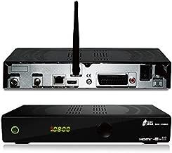 Receptor Satélite IRIS 9800 HD Combo 1080p Wifi