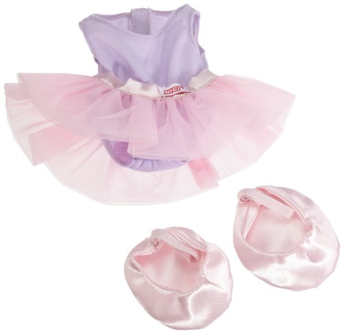 NICI 35775 - Dress Your Friends - Outfit Set Ballerina für 25 cm Puppen