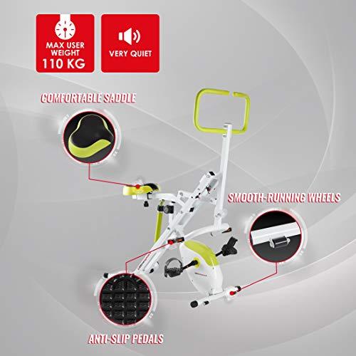 F-Bike Design Fahrradtrainer Ultrasport Heimtrainer kaufen  Bild 1*