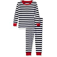 Amazon Essentials Baby-Boys Snug-Fit Cotton Pajamas Sleepwear Sets