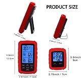 Shrinika Wireless Digital LCD Display BBQ Thermometer Kitchen Barbecue Digital Probe Meat Thermometer