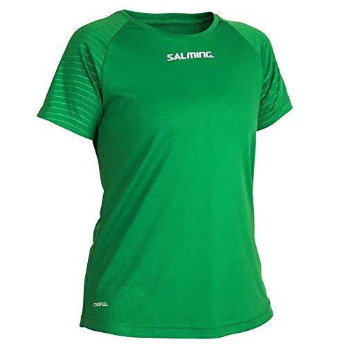 Salming Diamond Game Trikot Damen Green XL