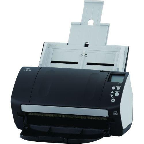 Fujitsu Fi-7160 Sheetfed Scanner - 600 dpi Optical - 24-bit Color - 8-bit Grayscale - 60 ppm (Mono)